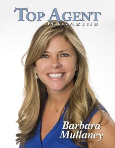 Barabara Mullaney, featured in Top Agent Magazine
